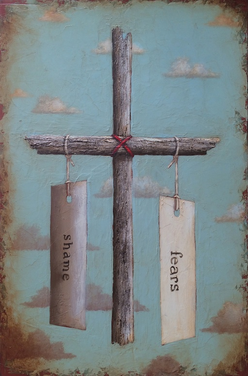 The Cross • 8.5x13 (2)