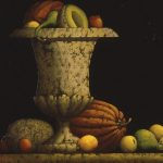 Urn With Fruit • 42×48