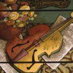 Violin • 32×24